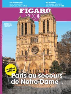 Figaro Scope du 24-04-2019