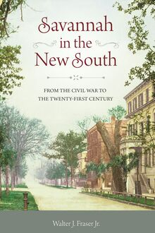 Savannah in the New South