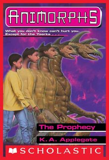 The Prophecy (Animorphs #34)
