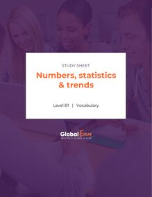 Numbers, statistics & trends