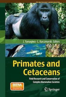 Primates and Cetaceans