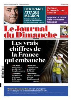Le Journal du Dimanche du 04-11-2018 - Le Journal du Dimanche