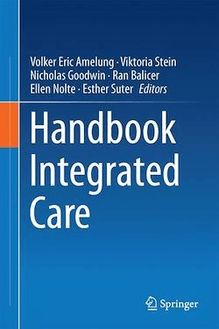 Handbook Integrated Care
