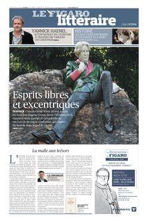 Figaro Littéraire du 28-03-2019 - Figaro Littéraire
