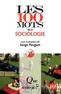 Les 100 mots de la sociologie - Serge Paugam