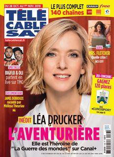Télécâble Sat Hebdo du 24-10-2019