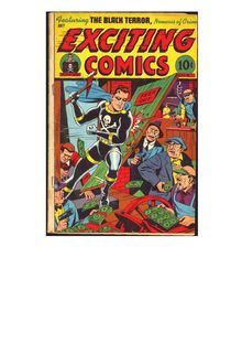 Exciting Comics 049 (Kara+Bill King only)-21pgs de  - fiche descriptive