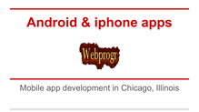 Mobile app development in Chicago, Illinois