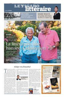 Figaro Littéraire du 04-04-2019 - Figaro Littéraire
