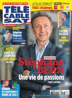 Télécâble Sat Hebdo du 12-09-2019