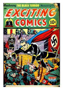 Exciting Comics 033 -JVJ de  - fiche descriptive