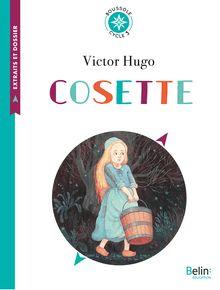 Cosette de Claire de, Victor Hugo - fiche descriptive