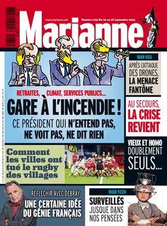 Marianne du 24-09-2019 - Marianne