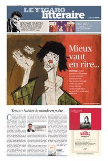Figaro Littéraire du 17-10-2019 - Figaro Littéraire