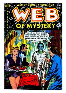 Web Of Mystery 018