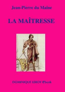 Lire : La Maîtresse