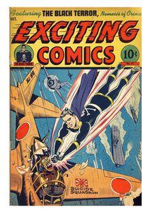 Exciting Comics 041 de  - fiche descriptive