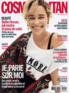Cosmopolitan du 19-04-2019