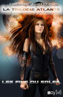La Trilogie Atlante - 2 - Corinne Guitteaud