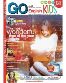 Go English Kids n°42