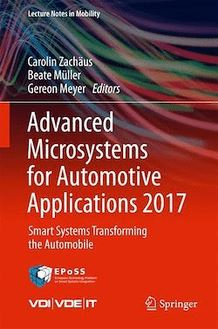 Advanced Microsystems for Automotive Applications 2017