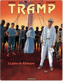 Tramp - Tome 6 - Piste de Kibangou (La)