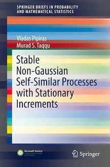 Stable Non-Gaussian Self-Similar Processes with Stationary Increments