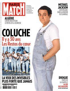 Paris Match du 07-03-2019 - Paris Match