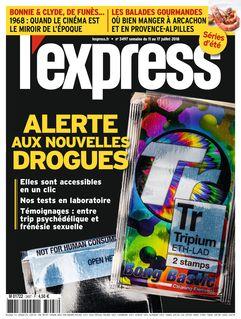 L'Express du 11-07-2018 de L'Express - fiche descriptive