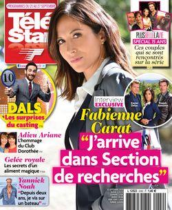 Télé Star du 16-09-2019