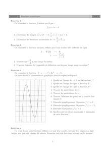 Chapitre sur les fonctions numériques (1) Activité 2