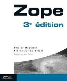 Zope de Deckmyn Olivier, Grizel Pierre-Julien - fiche descriptive
