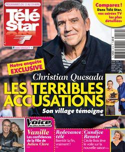 Télé Star du 08-04-2019