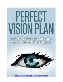 Perfect Vision Plan