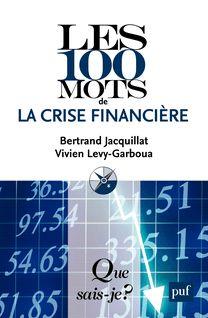 Les 100 mots de la crise financière - Vivien Levy-Garboua