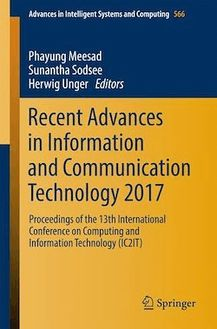 Recent Advances in Information and Communication Technology 2017