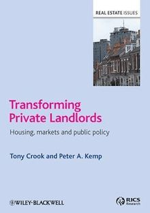 Transforming Private Landlords