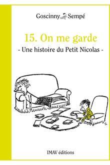 On me garde de Jean-Jacques Sempé, René Goscinny - fiche descriptive