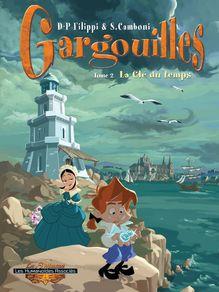Gargouilles #2 : La Clé du Temps