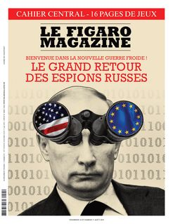 Le Figaro Magazine du 16-08-2019
