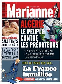 Marianne du 12-03-2019 - Marianne