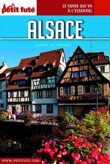 Alsace 2016 Carnet Petit Futé (avec cartes, photos + avis des lecteurs) de Dominique Auzias, Jean-Paul Labourdette - fiche descriptive