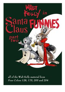 Walt Kelly in Santa Claus Funnies 1942-1949 - Part 2