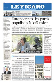 Le Figaro du 15-02-2019