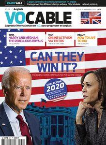Magazine Vocable Anglais -  Du 17 au 30 septembre 2020