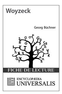 Woyzeck de Georg Büchner (Les Fiches de lecture d