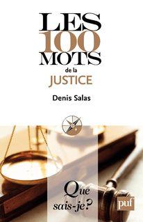 Les 100 mots de la justice - Denis Salas