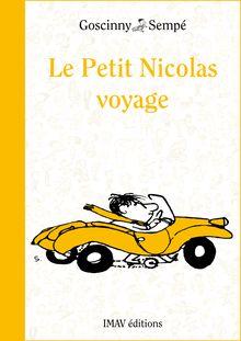 Le Petit Nicolas voyage de René Goscinny, Jean-Jacques Sempé - fiche descriptive