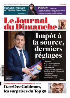 Le Journal du Dimanche du 30-12-2018 - Le Journal du Dimanche