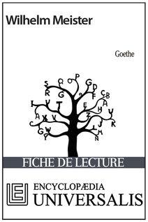 Wilhelm Meister de Goethe (Les Fiches de lecture d